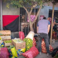 [Chile] Organização, apoio mútuo e solidariedade