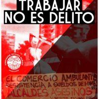 [Chile] A criminalização do trabalho assassina