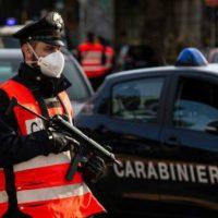 [Itália] Pandemia rima com polícia