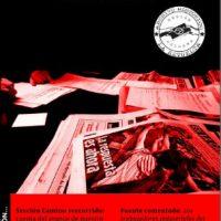 """[Chile] Já está circulando a segunda edição da revista """"Acontratiempo"""""""