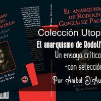 """[Argentina] Apresentação em vídeo do livro """"El anarquismo de Rodolfo González Pacheco"""""""