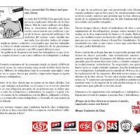 [Espanha] Desemprego e precariedade – um futuro cruel para a classe trabalhadora