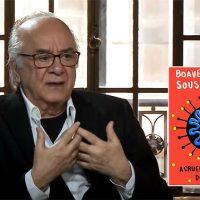 """Sobre o livro """"A Cruel Pedagogia do Vírus"""" (recém publicado), de Boaventura de Sousa Santos"""