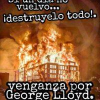 [Chile] Vingança por George Floyd