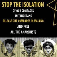 [Indonésia] Apelando à ação solidária global anarquista!