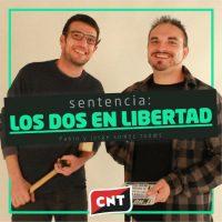 [Espanha] Pablo e Jorge. Os dois livres