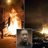 [EUA] Protestos por assassinato de George Floyd terminam em confrontos