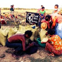 [Mianmar] Isso não é por caridade ou para levar bom karma para a próxima vida