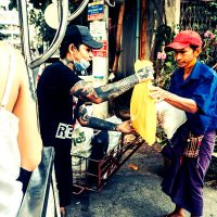 [Mianmar] Movimento Food Not Bombs para pessoas necessitadas!