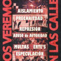 [Espanha] Cartaz | Nos Veremos Nas Ruas