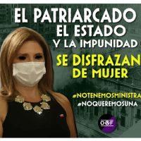 [Chile] O patriarcado, o Estado e a impunidade se disfarçam de mulher