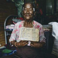 """[Mianmar] """"Visitamos a casa da avó San Yee"""""""