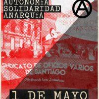 [Chile] Autonomia política para xs trabalhadores do mundo
