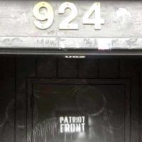 [EUA] Grupo neonazista Patriot Front vandaliza o histórico ponto de encontro punk da Gilman Street