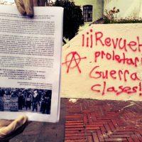 """[Equador] Contra o novo """"pacote"""" deste governo explorador e assassino, façamos uma nova revolta proletária!"""