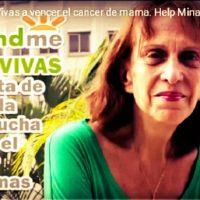 [Venezuela] Ajudemos a Mina Vivas a vencer o câncer de mama!