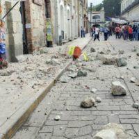 Anarquistas lançam campanha para ajudar atingidos por terremoto no México
