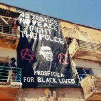 [Grécia] Solidariedade com a Revolta nos EUA desde a Comunidade Ocupada de Prosfygika