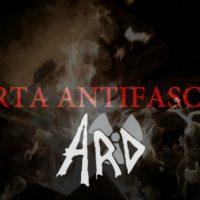 """A.R.D. lança videoclipe da música """"Alerta Antifascista"""""""