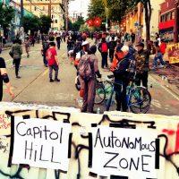 [EUA] Entrar na Zona: Um Relatório da Zona Autônoma de Capitol Hill, em Seattle