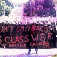 [Itália] Não é só racismo, é guerra de classes