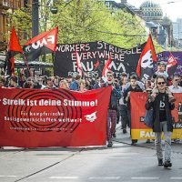 FAU. A anarcossindical alemã