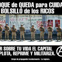 [Chile] Solidariedade, luta e organização