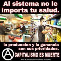 "[Chile] ""A pandemia é o sistema"""