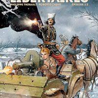 [França] Makhno de volta a uma verdadeira história em quadrinhos