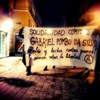 [Espanha] Atualizações sobre nosso companheiro anarquista Gabriel Pombo Da Silva (junho 2020)