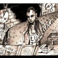 Rede Anarcopunk Okupa y Resiste - R.A.O.R.