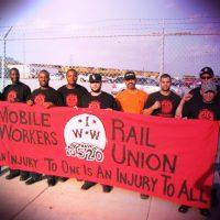 IWW-IWOC | Solidariedade com o levante que está acontecendo nos Estados Unidos