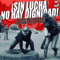 [Chile] Jornada de protesto 2 e 3 de julho
