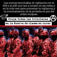[Chile] Modernização da vigilância: novas modificações no Sistema de Inteligência do Estado (SIE)