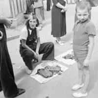 [Espanha] Margaret Michaelis volta da Guerra Civil
