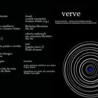 Lançamento: Revista Verve 37, eletrônica