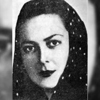 [Espanha] Encarnación Magaña, a primeira mulher a figurar como nome de rua em Tabernas