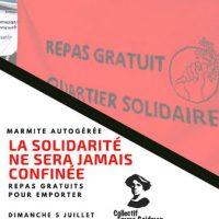 [Canadá] Refeições coletivas: A solidariedade nunca será confinada