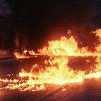 [Grécia] Vídeo | Atenas: Manifestantes vão às ruas contra nova lei draconiana para banir protestos
