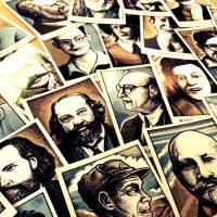 [Chile-Reino Unido] A potência da arte gráfica anarquista. Os trabalhos de Clifford Harper