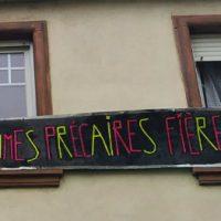 [França] Estrasburgo: La Pigeonne, feminista e squat queer