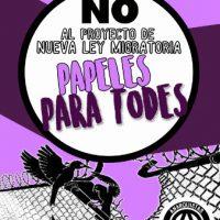 [Chile] Contra a emboscada racista