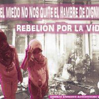 """[Chile] """"Influir nos processos que excedem as quatro paredes de nosso isolamento voluntário"""""""