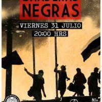 [Chile] Bandeiras negras em todas as partes!