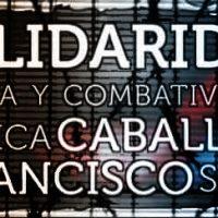 [$hile] Polícia detém Mónica Caballero e Francisco Solar em Santiago