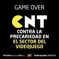 [Espanha] Game Over. A CNT contra a precariedade no setor de videogame