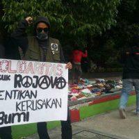 [Indonésia] Dias de solidariedade internacional por Rojava