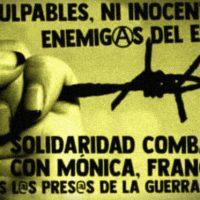 [Chile] Palavras de Mónica Caballero, Presa Anarquista