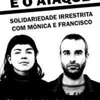 Pôster | Solidariedade com Mónica Caballero e Francisco Solar