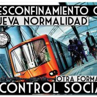 [Chile] Ordem social e desconfinamento